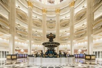 Lobby Rotunda at the Parisian Macao