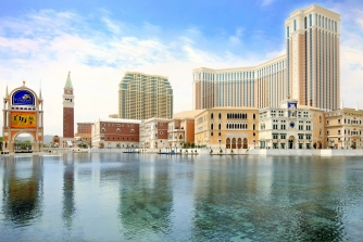 Exterior view of the Venetian Macao