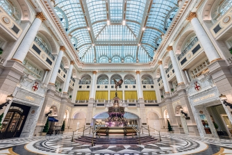 Lobby of the Londoner Macao
