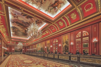 Concierge at the Parisian Macao